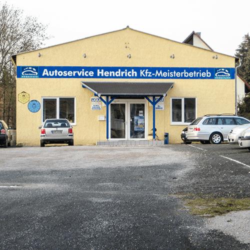 Autoservice Hendrich Creuzburg