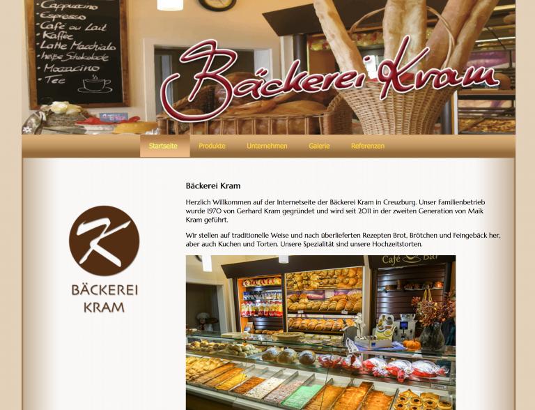Bäckerei Kram Creuzburg